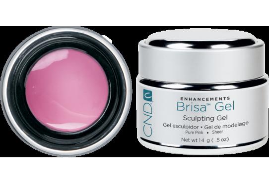 Гель для наращивания ногтей Brisa Gel Pure Pink Sheer Sculpting Gel (14г) Фото 1