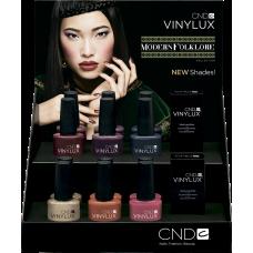 Набор лаков для ногтей CND Vinylux Modern Folklore 2014