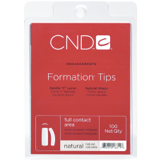 Типсы Natural Formation Tips CND™ (100шт./уп)