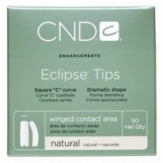 Натуральні тіпси CND™ Eclipse Tips №1 (50шт. / Уп)