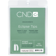 Типсы Eclipse Tips CND™ (100шт./уп)