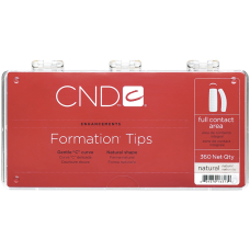 Типсы Natural Formation Tips CND™ 360 шт