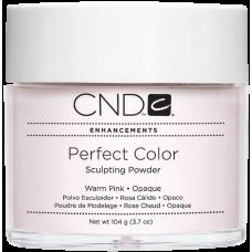 Теплая розовая камуфлирующая акриловая пудра CND™ Perfect Color Warm Pink-Opaque (104г)