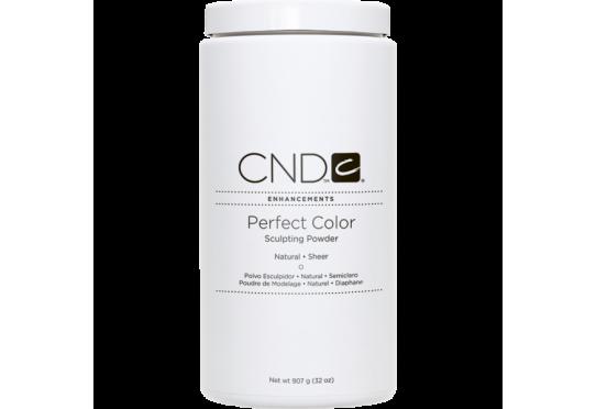 Акриловая пудра CND Perfect Color Natural-Sheer (907г)