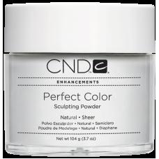 Натуральная акриловая пудра CND™ Perfect Color Natural-Sheer (105г)