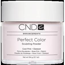Камуфлирующая акриловая пудра холодного оттенка CND™ Perfect Color Cool Pink Opaque (104 г)