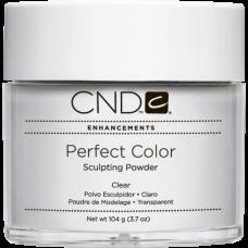 Прозрачная акриловая пудра CND™ Perfect Color Clear (105г)