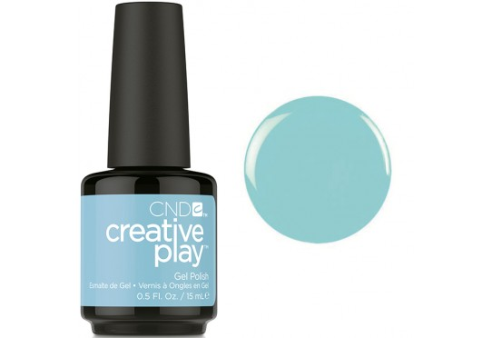 Гель лак Creative Play Amuse-Mint # 492 Фото 1