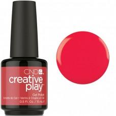Гель-лак CND™ CreativePlay™ Hottie Tomattie #453