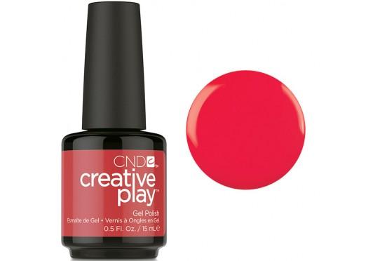 Гель-лак Creative Play Hottie Tomattie #453 Фото 1