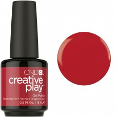 Гель-лак CND™ CreativePlay™ Red Y To Roll #412
