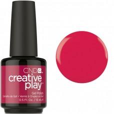 Гель-лак CND™ CreativePlay™ Well Red #411