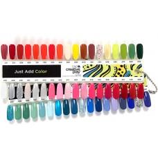 Цветовая палитра CND™ CreativePlay™ Gel Polish