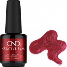 Гель-лак CND™ CreativePlay™ Crimson Like Hot #415