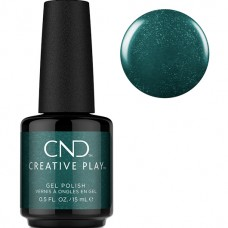 Гель-лак CND™ CreativePlay™ Envied Green #533