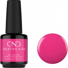 Гель-лак CND™ CreativePlay™ Magenta Pop #523