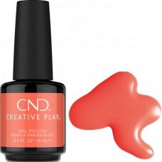 Гель-лак CND™ CreativePlay™ Peach Of Mind #423