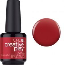 Гель-лак CND™ CreativePlay™ Red Tie Affair #508