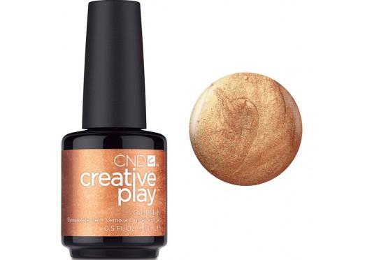 Гель-лак Creative Play Bronze Burst #509