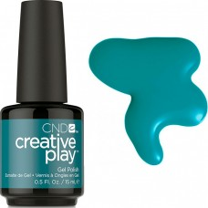 Гель-лак CND™ CreativePlay™ Head Over Teal #432