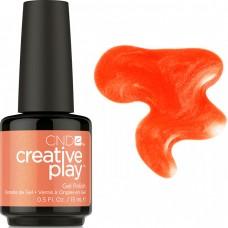 Гель-лак CND™ CreativePlay™ Orange You Curious #421