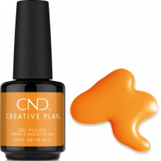 Гель-лак CND™ CreativePlay™ Apricot in The Act #424