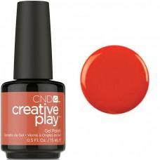 Гель-лак CND™ CreativePlay™ Tangerine Rush #499