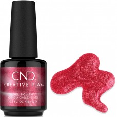 Гель-лак CND™ CreativePlay™ Flirting With Fire #414