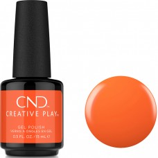 Гель-лак CND™ CreativePlay™ Orange Pulse #526