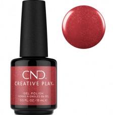 Гель-лак CND™ CreativePlay™ Red Rush #534