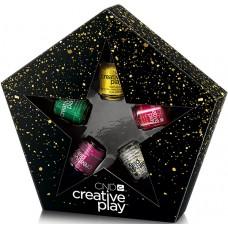 Набор лаков для ногтей CND CreativePlay Celebration (5 лаков)