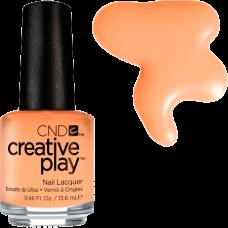 Лак для нігтів CND™ CreativePlay™ Clementine Anytime #461