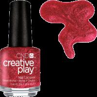 CND Creative Play Crimson Like It Hot #415