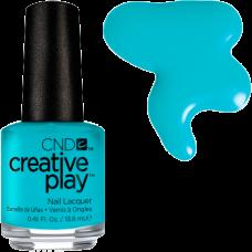 Лак для ногтей CND CreativePlay Drop Anchor #468