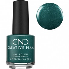 Лак для ногтей CND CreativePlay Envied Green #533