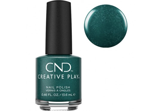Лак для ногтей CND™ CreativePlay™ Envied Green #533