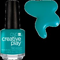Лак для ногтей CND CreativePlay Head Over Teal #432