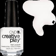 Лак для ногтей CND CreativePlay I Blanked Out #452