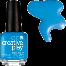 Лак для ногтей CND CreativePlay Iris You Would #438
