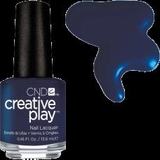 Лак для ногтей CND CreativePlay Navy Brat #435