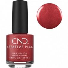 Лак для ногтей CND™ CreativePlay™ Red Rush #534