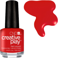 CND Creative Play Red-Y To Roll #412 13,6 мл