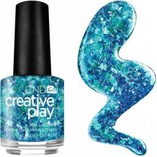 Лак для ногтей CND CreativePlay Turquoise Tidings #483