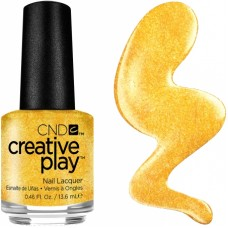 Лак для ногтей CND CreativePlay Foiled Again #489