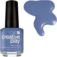 CND Creative Play Steel The Show #454 13,6 мл