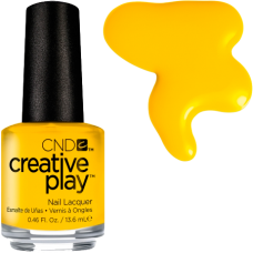 Лак для ногтей CND CreativePlay Taxi Please #462