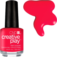 CND Creative Play Well Red #411 13,6 мл