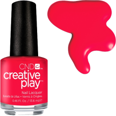 Лак для ногтей CND CreativePlay Well Red #411