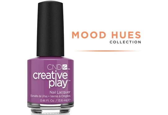 Лак для ногтей CND™ CreativePlay™ Charged #518