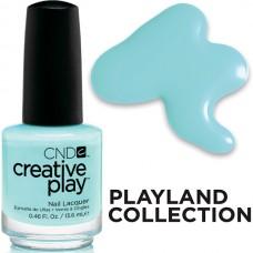 Лак для ногтей CND CreativePlay Amuse-mint #492